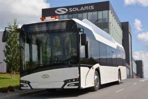 Autobus elektryczny w specjalnym zastosowaniu
