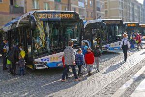 Hybrydowe autobusy dla Legnicy