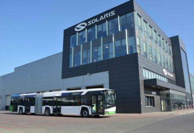 Autobus hybrydowy dla Szczecina