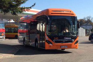 autobusy zelektryfikowane od Volvo
