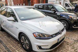 car-sharing samochodów elektrycznych