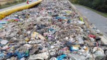 nielegalny transport odpadów