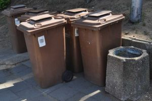 pojemniki na odpady poinformują o zapełnieniu