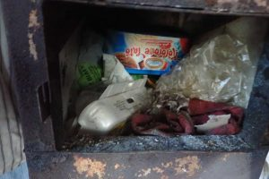 spalanie odpadów