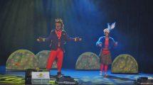 edukacja ekologiczna podczas spektaklu