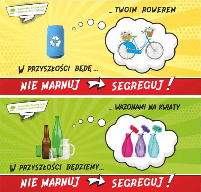 Zachęcić do segregacji odpadów