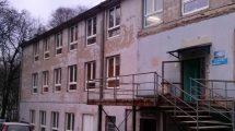 budynki szpitala do termomodernizacji