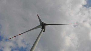 Elektrownie wiatrowe na Bałtyku