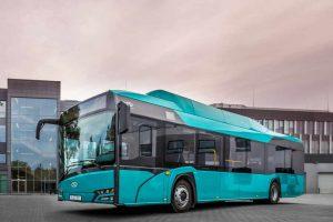 Autobusy elektryczne na bezemisyjnej linii