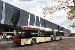autobusy elektryczne do Barcelony