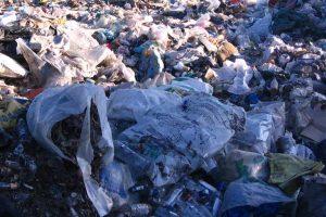 Nielegalne składowanie odpadów
