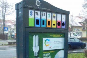 Zbiórka elektroodpadów
