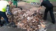 Nielegalnie wwiezione odpady