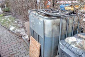 gospodarowanie odpadami w tym spalanie odpadów