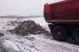 nielegalne gospodarowanie odpadami