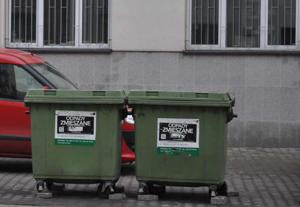 Odbiór odpadów w Warszawie