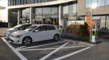 Nowe stacje ładowania samochodów elektrycznych