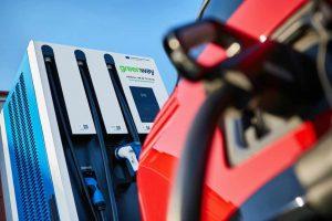 Ładowarki samochodów elektrycznych