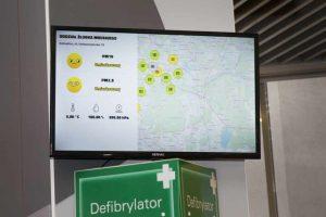 Czujniki powietrza w Katowicach