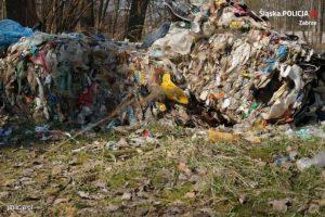 Nielegalny transport i porzucanie odpadów