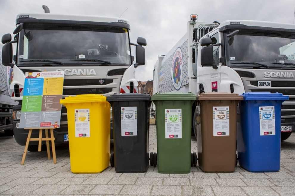 Przetarg na odbiór odpadów