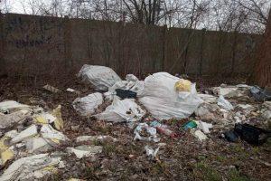 Zanieczyszczone tereny