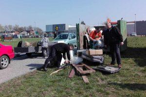 odpady wielkogabarytowe i niebezpieczne