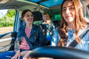 Wspólne przejazdy – uniknięta emisja