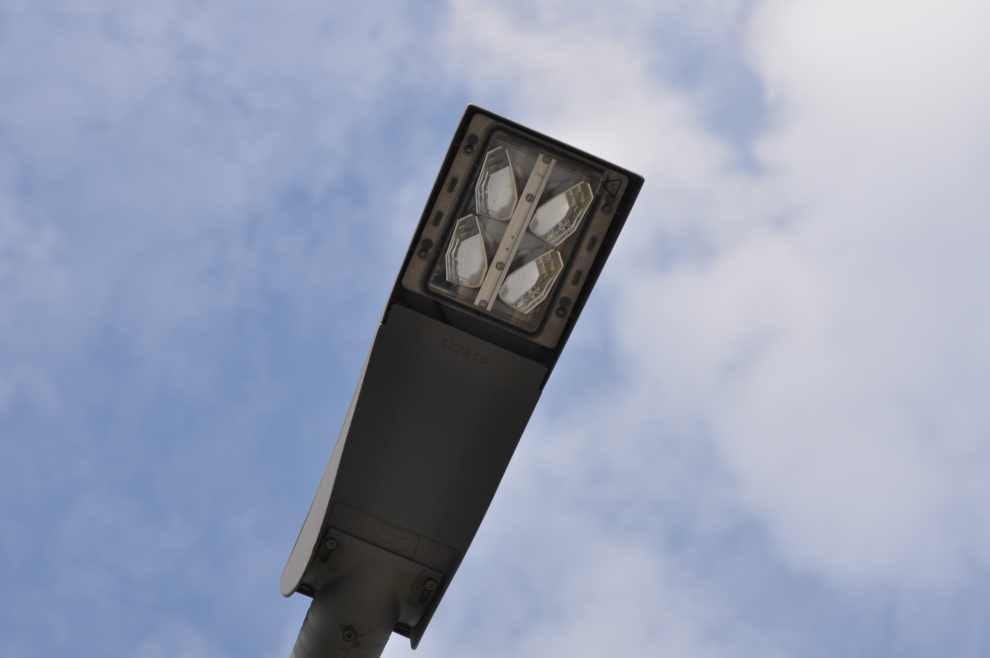 wymienią oświetlenie