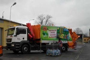 odbierać odpady komunalne