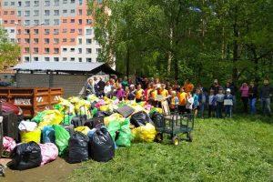 Akcja SprzątaMy Dzielnice