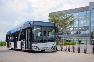 90 autobusów elektrycznych