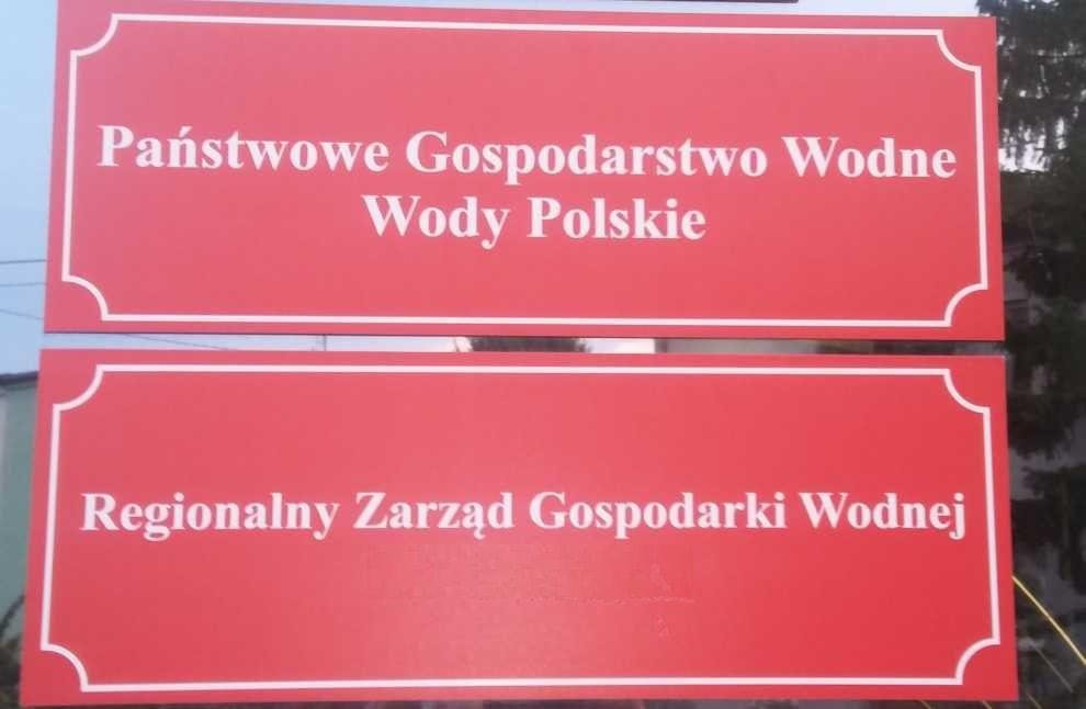 Struktura organizacyjna Wód Polskich