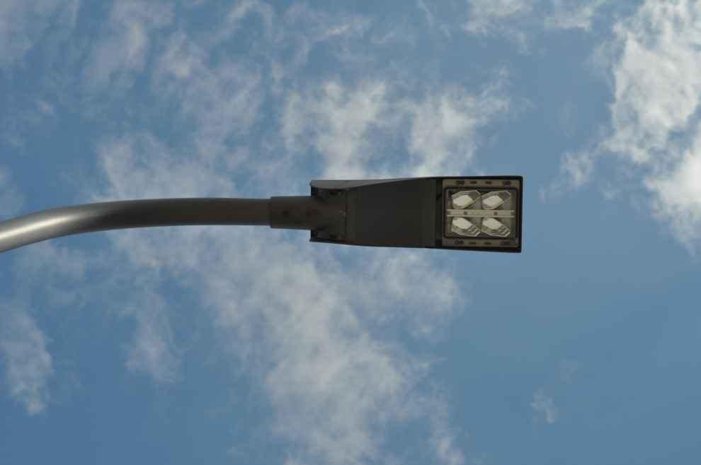Systemy oświetlenia ulicznego