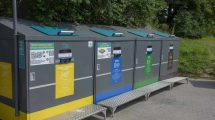 Segregacja odpadów w zabudowie wielorodzinnej