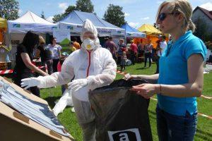 Usuwanie azbestu i recykling odpadów