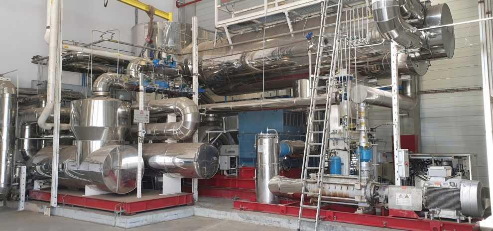 Produkcja zielonej energii z biomasy