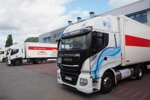 Ciężarówka na LNG