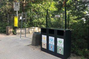 Nowe pojemniki do selektywnej zbiórki odpadów