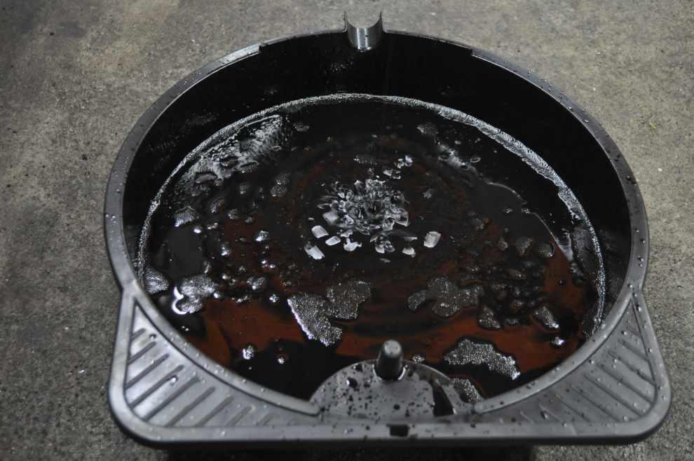 Uszczelnienie rynku olejów odpadowych