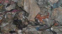 w sprawie nielegalnie składowanych odpadów
