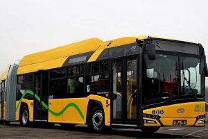 Elektrobusy dla Katowic