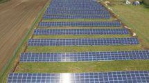 Elektrownia słoneczna w Ligotce