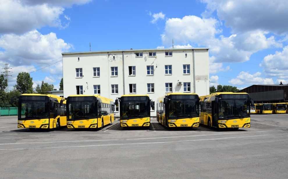Autobusy dla Katowic