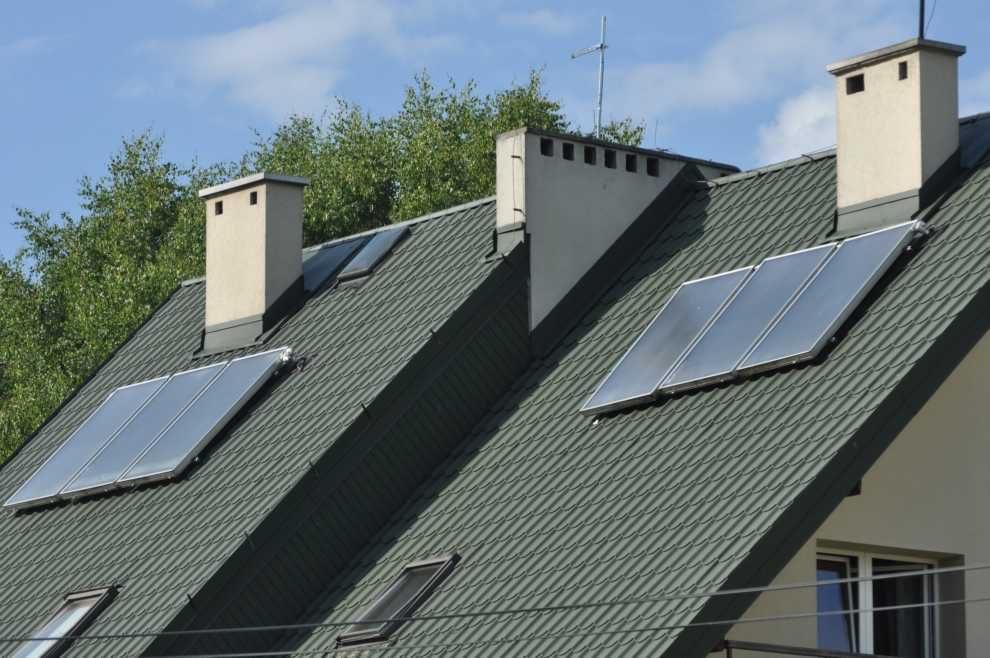 Pompy ciepła i kolektory słoneczne