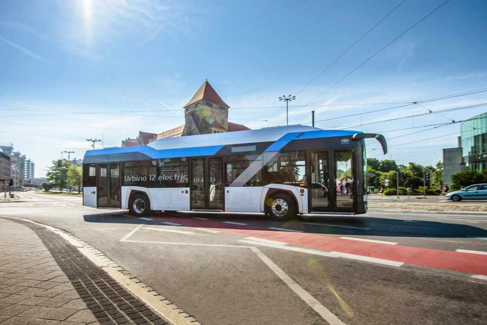30 autobusów elektrycznych