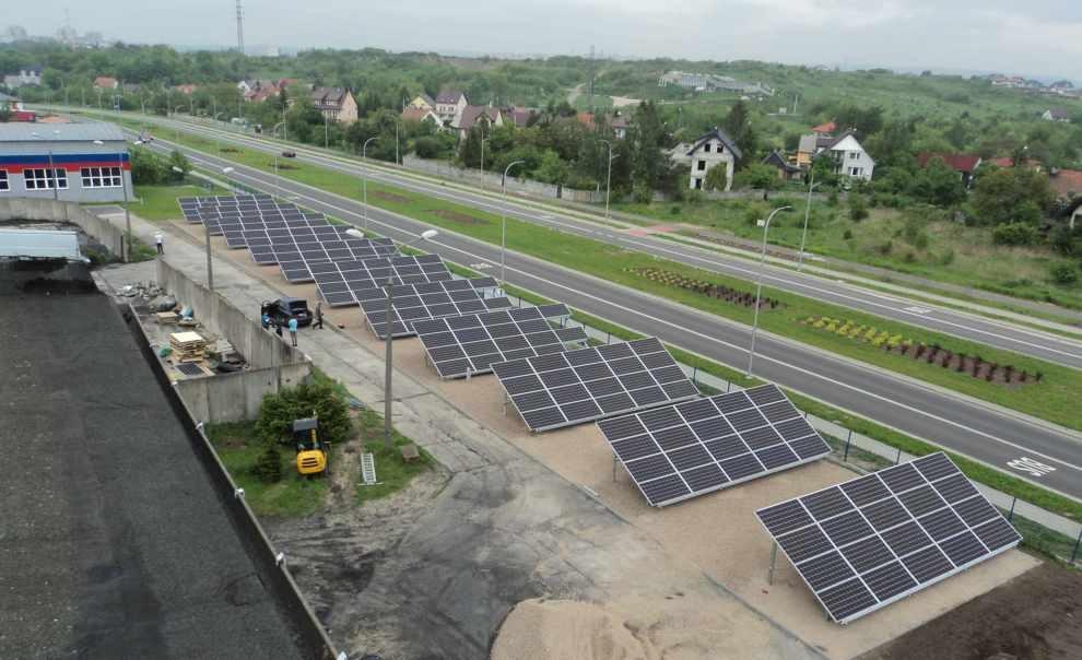 Elektrownia fotowoltaiczna w Kielcach