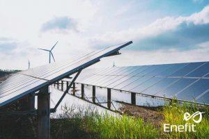 Wysoka produkcja elektrowni fotowoltaicznych