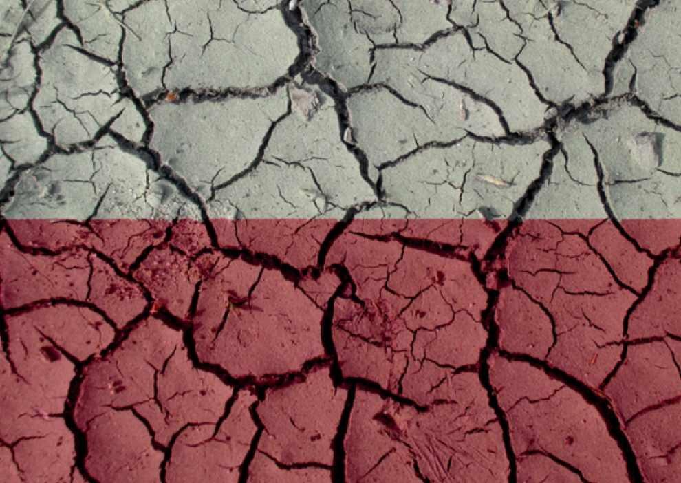 Polska pustynnieje