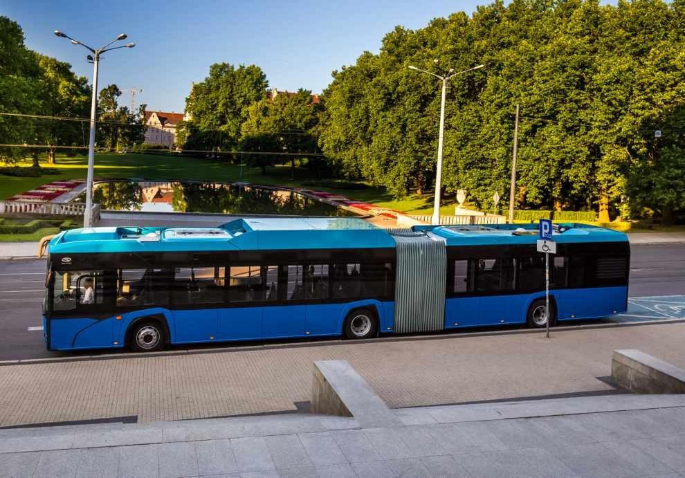 Nisko- i bezemisyjne autobusy